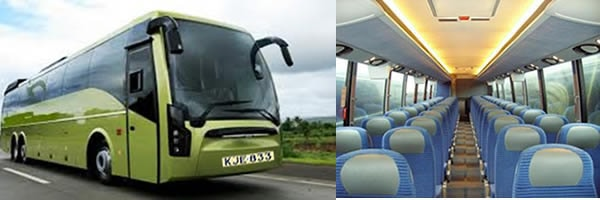 Nairobi Arusha Moshi Private Luxury Bus-Hire Service