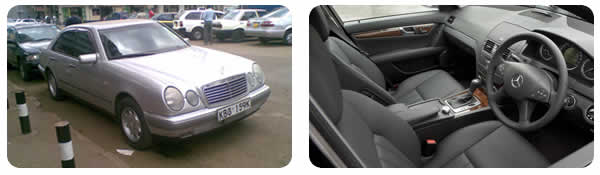 Marangu luxury shuttles airport transfer saloon